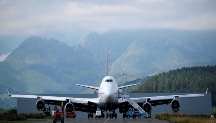 العائلة الحاكمة القطرية تعرض طائرتها الأفخم في العالم للبيع