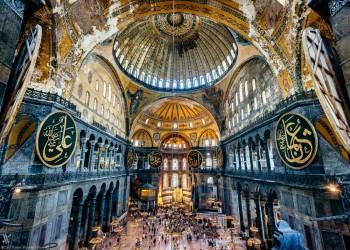 وكيل الأزهر السابق ينتقد إعادة آيا صوفيا إلى مسجد