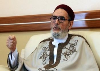 مفتي ليبيا يمتدح تركيا ويهاجم الإمارات بشدة ويعتبرها عدوا