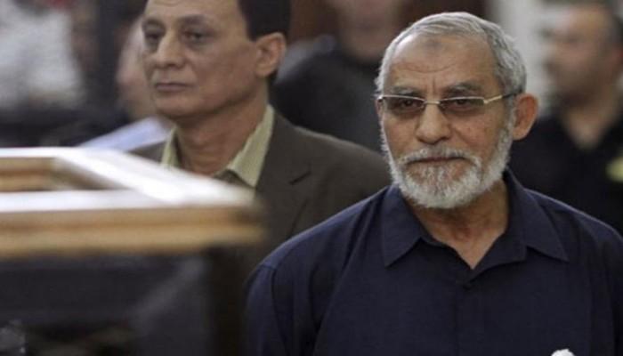 إخوان مصر: تأييد المؤبد على المرشد انتقامي