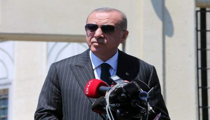 أردوغان يحدد موعدا لأول صلاة في آيا صوفيا