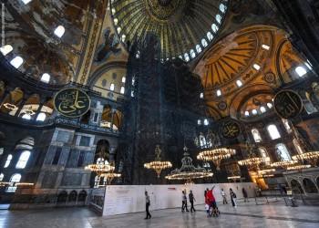 اليونان تعتبر تحويل آيا صوفيا إلى مسجد استفزاز للعالم