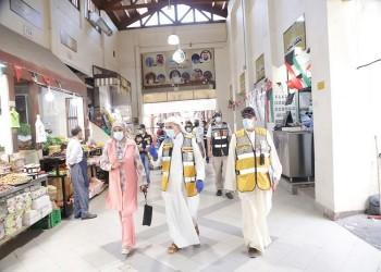 كورونا يعيد إغلاق أكبر سوق تجاري في الكويت