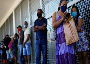 كورونا البرازيل.. الوفيات تتجاوز 70 ألفا والإصابات فوق 1.8 مليون