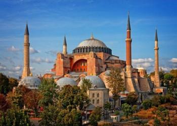 عبدالله غل وزعماء أحزاب تركية يهنئون بفتح آيا صوفيا للعبادة