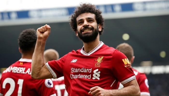 صلاح على بعد هدف واحد من رقم قياسي جديد مع ليفربول