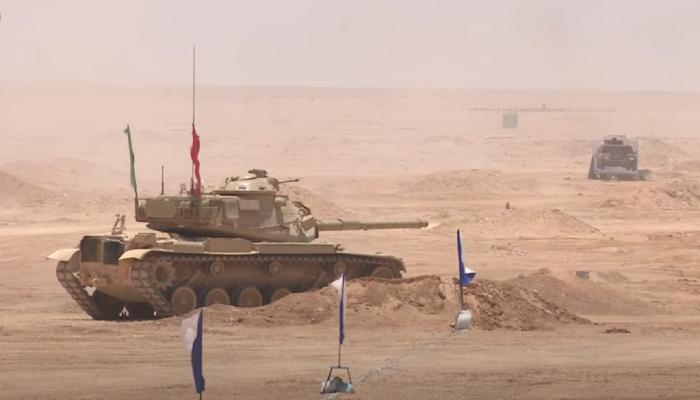 مصر تعلن عن مناورة حسم 2020 على حدود ليبيا