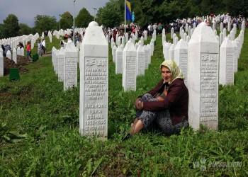 الرئيس التركي يعزي شعب البوسنة في ضحايا مذبحة سربرنيتسا