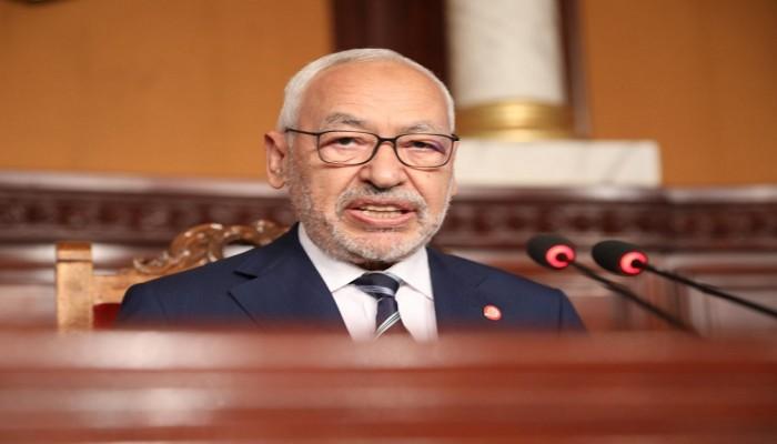 حزب تونسي معارض يطالب بسحب الثقة من الغنوشي