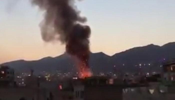 إصابة شخص في انفجار غاز يهز طهران