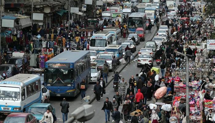 مصر تستهدف خفض المواليد مع وصول تعدادها إلى 101 مليون