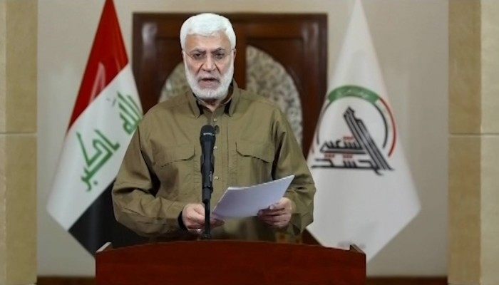 الفتح يدعو الحكومة العراقية للتحرك ضد واشنطن بسبب المهندس