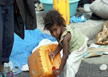 %66 من اليمنيين لا يملكون أي طعام و11% يعانون سوء التغذية