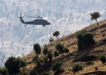الجيش التركي يسيطر على جبل استراتيجي حدودي عراقي
