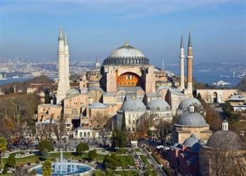 تركيا ومفارقات تحويل «آيا صوفيا» إلى مسجد