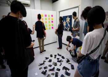 استغرق 10 دقائق.. معرض ياباني يشجع زواره على سرقة محتوياته