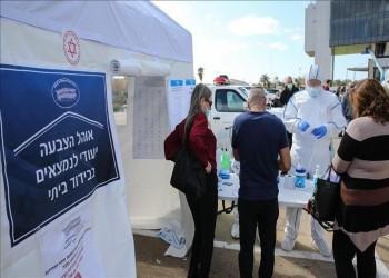 1681 إصابة كورونا.. إسرائيل تسجل أعلى عدد يومي