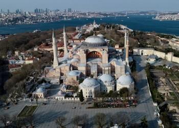 الكرملين يعرب عن ارتياحه من تصريحات تركيا بشأن آيا صوفيا
