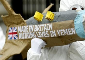 الجارديان: بريطانيا تمد السعودية بالسلاح رغم تسجيلها 500 غارة باليمن