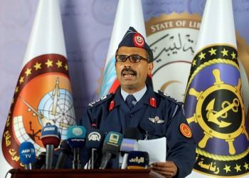 الوفاق تتمسك ببسط سلطتها على كامل التراب الليبي
