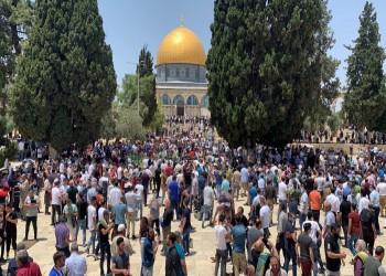 حماس تعتبر المساس بالمسجد الأقصى إشعال حرب