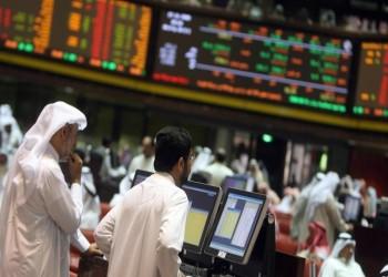 توقعات متشائمة لصندوق النقد تدفع معظم بورصات الشرق الأوسط للتراجع
