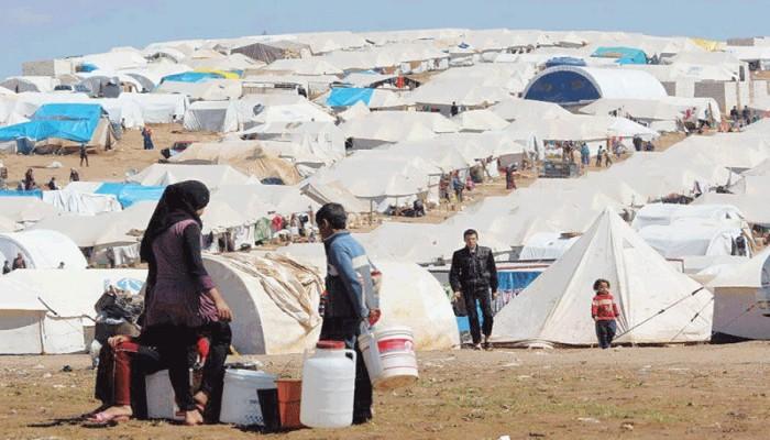 قطر تدعم الاجئين السوريين في تركيا والأردن بـ10 ملايين دولار