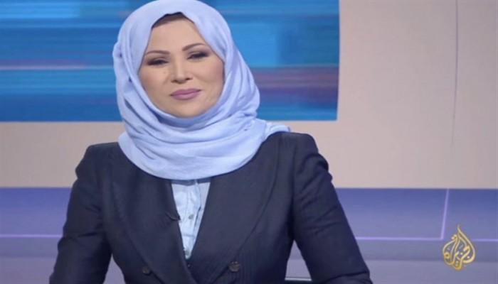 خديجة بن قنة تعود مجددا لشاشة الجزيرة