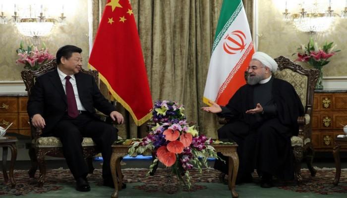 اتفاق الشراكة الإيرانية الصينية يغير موازين القوي بالشرق الأوسط