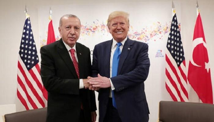 على وقع حديث المعركة الكبرى.. أردوغان وترامب يتباحثان حول ليبيا