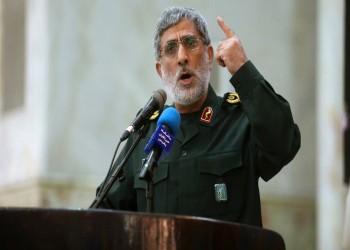 قائد فيلق القدس: أيام صعبة للغاية بانتظار أمريكا وإسرائيل