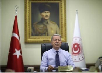 آكار: تسريح أكثر من 20 ألف عسكري من الجيش التركي