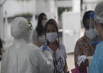 البرازيل تقترب من الوصول إلى 2 مليون إصابة بكورونا