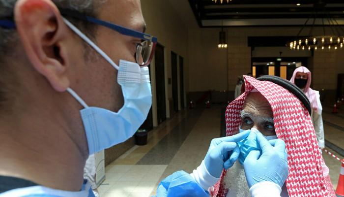 2671 إصابة و42 وفاة جديدة بكورونا في السعودية