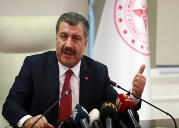 إصابات كورونا في تركيا دون الألف لليوم الثاني