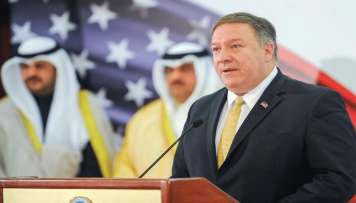 أمريكا ودول الخليج تفرض عقوبات على كيانات وأفراد بسبب تنظيم الدولة