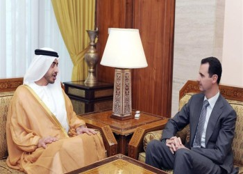إنتليجنس: قانون قيصر يفسد خطط الإمارات في سوريا
