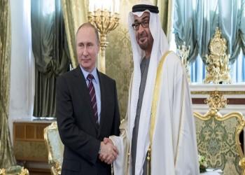 بوتين وبن زايد يسعيان للوصول لأرضية مشتركة في ليبيا