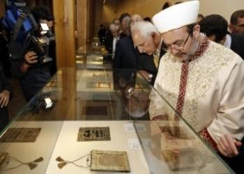 برلماني سعودي يطالب بلاده باستعادة مقتنيات الرسول ﷺمن تركيا