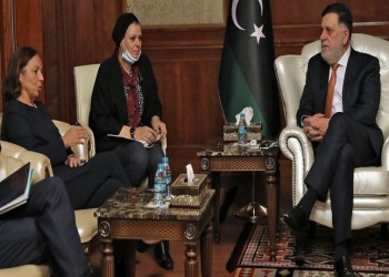الوفاق الليبية تبحث مع إيطاليا أزمة إغلاق حفتر لحقول النفط