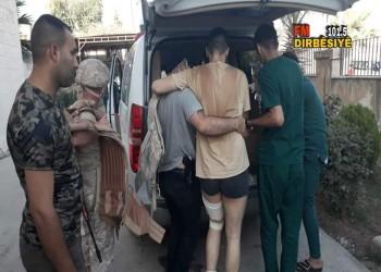 إصابة جنديين روسيين ومثلهما من النظام في قصف بسوريا
