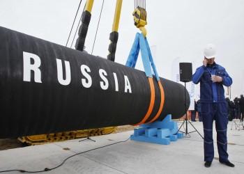 أمريكا تهدد بتشديد العقوبات على مشروعات الغاز الروسي لأوروبا