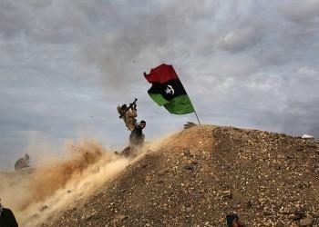قوات الوفاق ترصد هبوط طائرتين روسيتين بقاعدة الجفرة