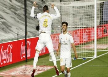 ريال مدريد بطلا للدوري الإسباني للمرة الـ34 (فيديو)
