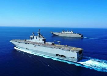 اليونان ومصر تقتربان من التوصل لاتفاق ترسيم الحدود البحرية