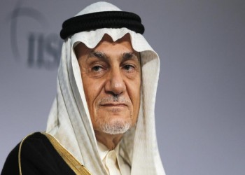 تركي الفيصل: إيران احتلت جزر الإمارات بضوء أخضر إنجليزي