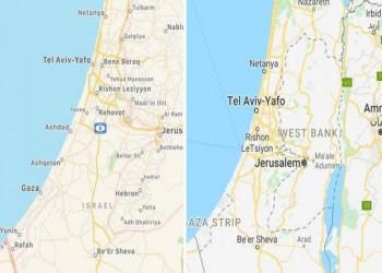 إنستجرام: فلسطين لم تكن موجودة على الخرائط العالمية