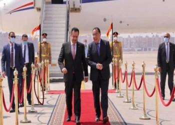 رئيس وزراء اليمن يبحث في القاهرة اتفاق الرياض المتعثر