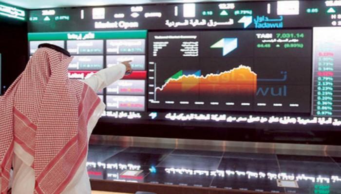 هبوط بالبورصة السعودية بعد دخول الملك سلمان المستشفى