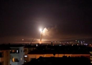 انفجارات عنيفة بدمشق.. ومصادر: قصف إسرائيلي لأهداف إيرانية